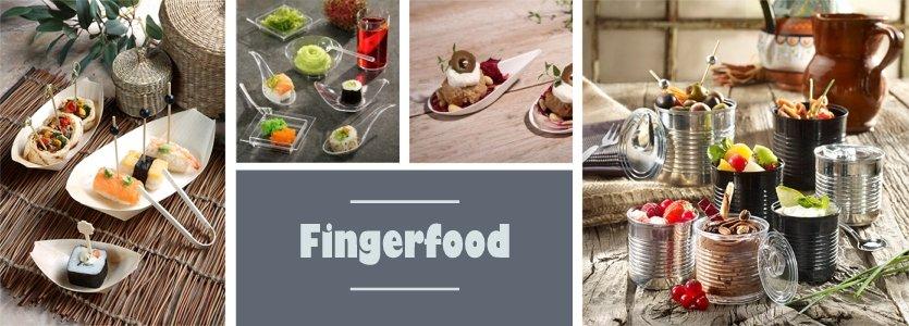 01 - Fingerfood