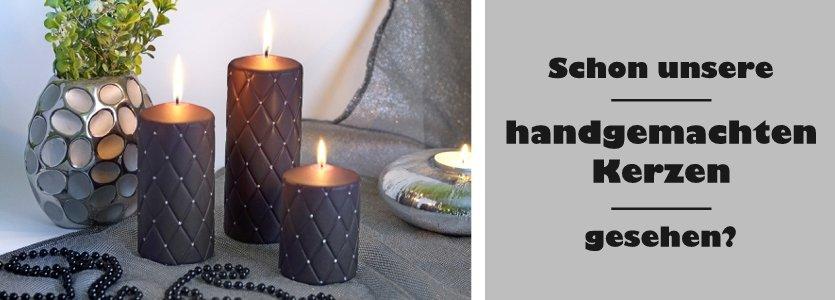 Kerzen - Handgemacht