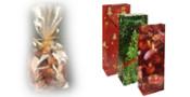 Weihnachts-Geschenktragetaschen