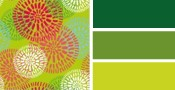 Farbwelt Grün
