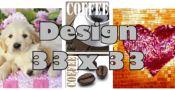 Design-Servietten 33 x 33 cm