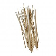 Schaschlikspieße, Bambus pure Ø 3 mm, 25 cm, Papstar (16623)