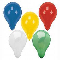 Luftballons Ø 32 cm farbig sortiert, Papstar (18676)