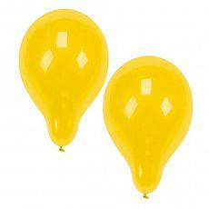 Luftballons Ø 25 cm gelb, Papstar (18955), 500 Stück