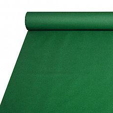 Tischdecke, stoffähnlich, Airlaid 20 m x 1,2 m dunkelgrün, Papstar (86767), 2 Stück