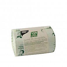 Kompostbeutel, Bio-Folie 120 l 123 cm x 88 cm grün, Papstar (87664)