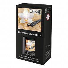 Flavour by GALA Duftöl 10 ml Sandalwood-Vanilla, Gala (96940), 4 Stück