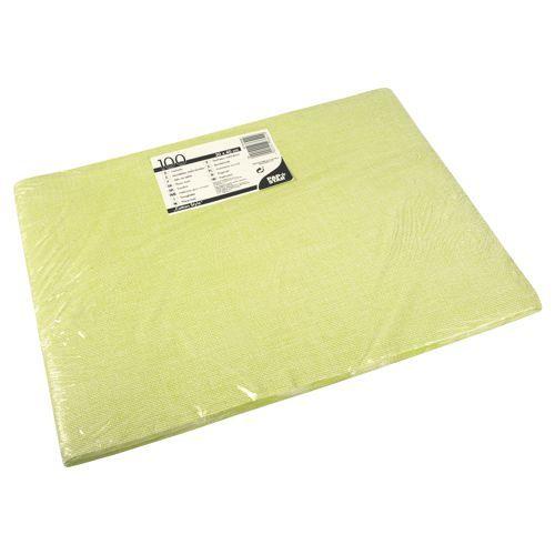 tischsets papier 30x40cm cotton style platzset platzdeckchen platzmatte 1000 stk ebay. Black Bedroom Furniture Sets. Home Design Ideas
