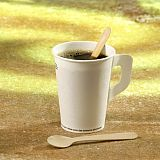 Kaffeelöffel, Holz pure 11 cm, Papstar (10085)
