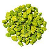 Deko - Steine 500 ml apfelgrün 9 - 13 mm, Papstar (10335)