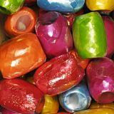 Jumbo Eiknäuel Spring 30 m x 10 mm farbig sortiert, Papstar (10588), 24 Stück