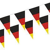 Wimpelkette, Folie 4 m Germany wetterfest, Papstar (19399)