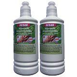 Hygienische Händedesinfektion mit Aloe Vera Desinfektionsmittel, DEXAN, 2 x 500 ml