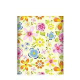 Mitteldecke, stoffähnlich, Airlaid 80 cm x 80 cm Spring Fever, Papstar (82645), 15 Stück