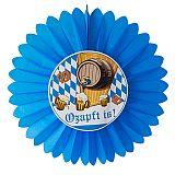 Dekofächer Ø 60 cm Ozapft is!, Papstar (82810), 10 Stück