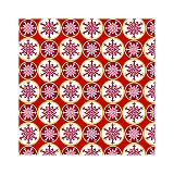 Servietten, 3-lagig 1/4-Falz 25 cm x 25 cm X-mas Composition, Papstar (84290), 600 Stück