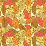 Servietten, 3-lagig 1/4-Falz 33 cm x 33 cm Autumnal, Papstar (84487), 1000 Stück