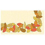 Mitteldecken, stoffähnlich, Airlaid 80 cm x 80 cm Autumnal, Papstar (84499), 100 Stück