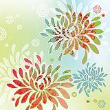 Servietten, 3-lagig 1/4-Falz 33 cm x 33 cm Color Shade, Papstar (84724), 200 Stück