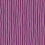 Servietten, 3-lagig 1/4-Falz 33 cm x 33 cm lila Curved Lines, Papstar (84790), 360 Stück
