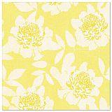 Servietten ROYAL Collection 1/4-Falz 40 cm x 40 cm gelb Adele, Papstar (85010)