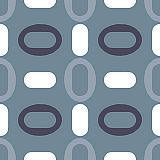 Servietten, 3-lagig 1/4-Falz 33 cm x 33 cm Bubbla stålblå, Papstar (85341), 200 Stück