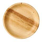 Teller, Palmblatt pure rund Ø 23 cm, 2,5 cm, Papstar (85503)