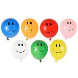Luftballons farbig sortiert Smile Maxi - Wasserbomben, Papstar (86414), 400 Stück