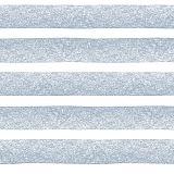 Servietten, 3-lagig 1/4-Falz 33 cm x 33 cm Bla Rand, Papstar (86881), 200 Stück
