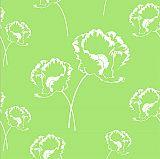 Servietten, 3-lagig 1/4-Falz 33 cm x 33 cm grün Poppy, Papstar (87723), 200 Stück