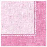 Servietten ROYAL Collection 1/4-Falz 40 cm x 40 cm rosa Linum, Papstar (88314)