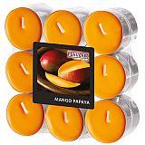 Flavour by GALA Duftlichte Ø 37,5 mm, 16,6 mm pfirsich - Mango-Papaya, Gala (96914)