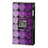 Flavour by GALA Duftlichte Ø 38 mm, 17 mm violett - Lavender Ton in Ton, Gala (96971)