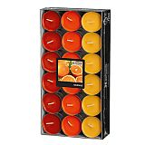 Flavour by GALA Duftlichte Ø 38 mm, 17 mm orange - Orange Ton in Ton, Gala (96973)
