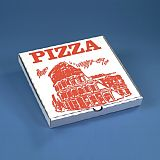 Pizzakartons eckig 26 cm x 26 cm x 3 cm, tradingbay24 (tbU90003), 100 Stück