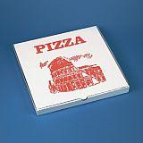 Pizzakartons eckig 33 cm x 33 cm x 3 cm, tradingbay24 (tbU90006), 100 Stück